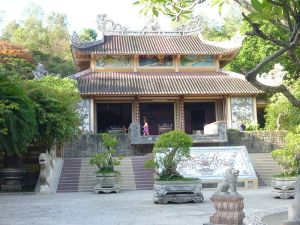 Long Sơn Pagoda Temple - Foto: Wikimedia Commons