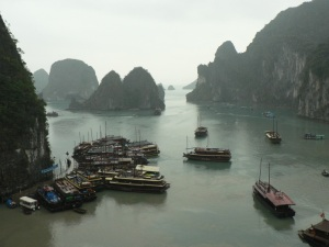 Ha Long Bay - Foto: Wikipedia Commons
