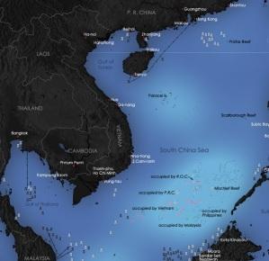 Mar da China