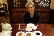 Mariana e a comida chinesa