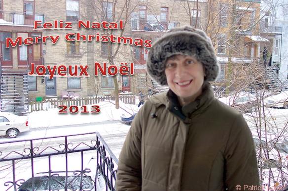 Feliz Natal | Merry Christmas | Joyeux Noël