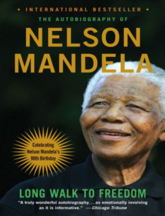 "Book cover ""Long Walk to Freedom"""
