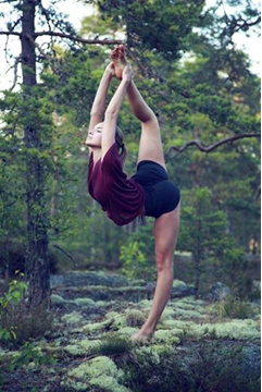 Picture from Yoga Inspiration Vilma P.