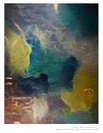 Esta noite- Nuit- Tonight | Oil on canvas |Óleo sobre tela Photo Patrick Loisel
