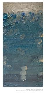 Morning Aurora- Aube-Petit Matin | Oil on canvas |Óleo sobre tela Photo Patrick Loisel