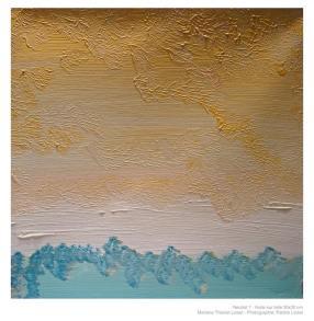 Noite de paz/ quiet night /calme du soir | Oil on canvas |Óleo sobre tela Photo Patrick Loisel
