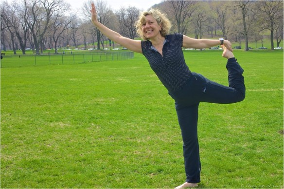 Lord of the dance pose-Hatha Yoga