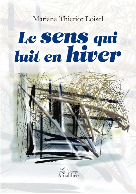 Couverture de livre de poésie - Mariana-Thieriot Loisel