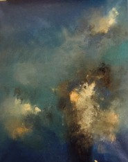 ECRIN Huile sur toile Mariana Thieriot Loisel