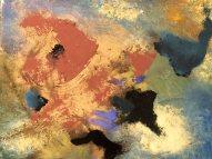 Suite Cendres et or Huile sur toile Mariana Thieriot Loisel 2
