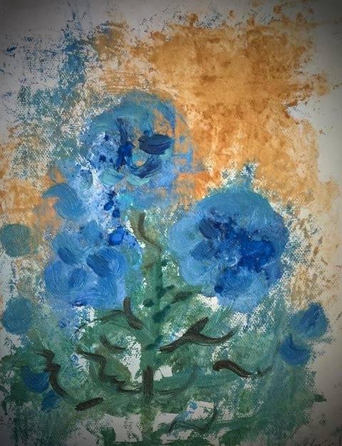 flores por mar